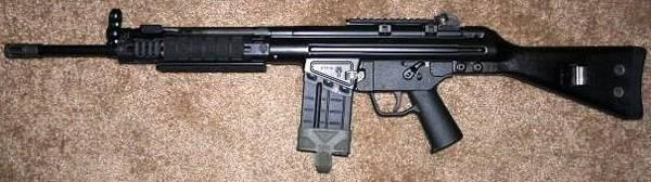 Винтовка l96a1 ттх. фото. видео. размеры. скорострельность. скорость пули. прицельная дальность. вес