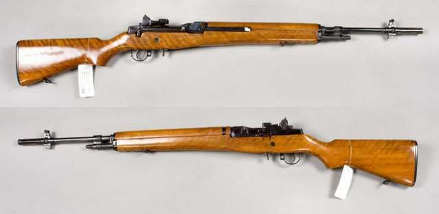 Crazy horse rifle