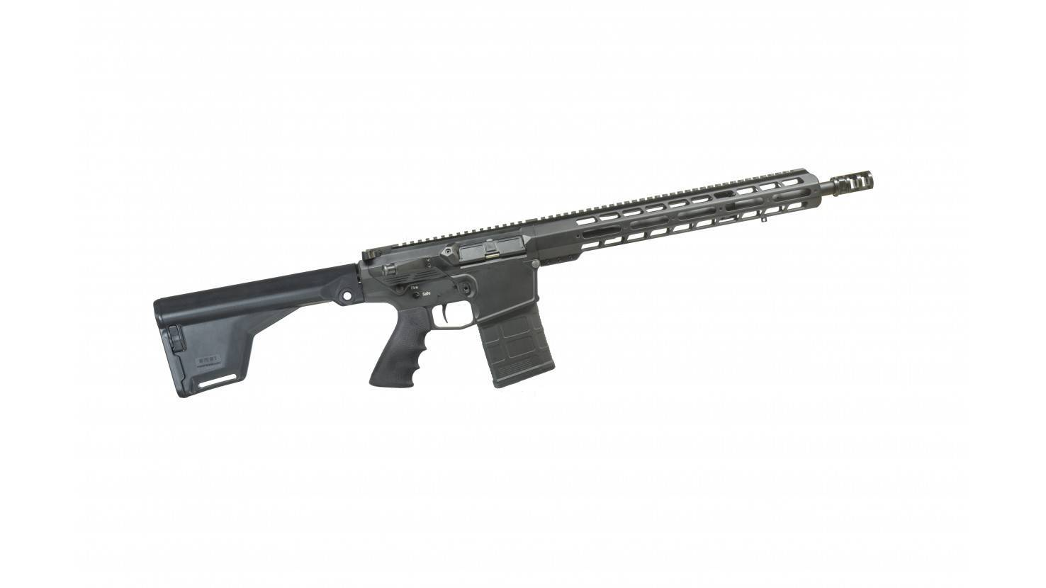 Штурмовая винтовка ar-10