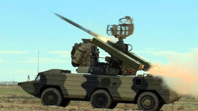 Оса (зенитный ракетный комплекс)