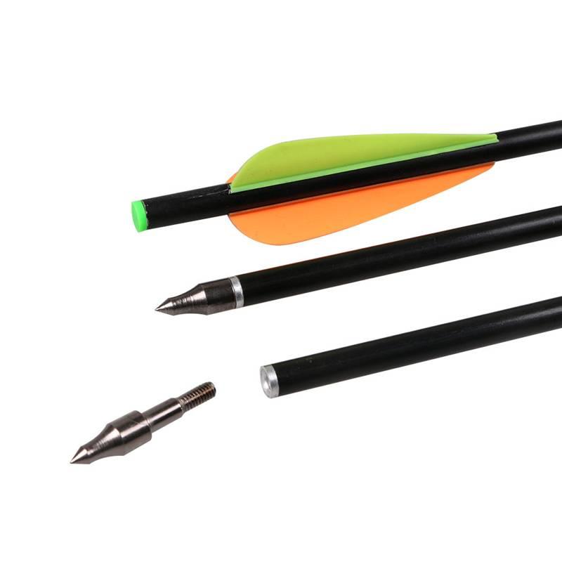 Как сделать наконечник для стрелы
