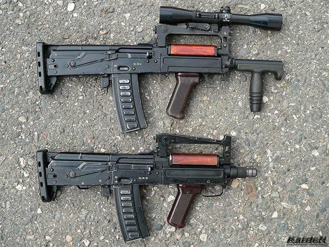 Оружие гром. автомат «гроза» – уникальный штурмовой комплекс или пустышка. что собой представляет пуля