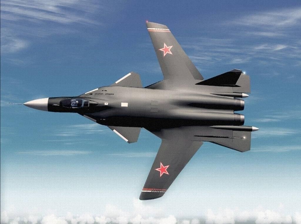 су-47 «беркут» – уникальное военное самолётостроение россии