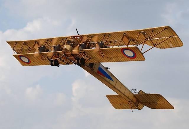 Илья Муромец – первенец стратегической авиации