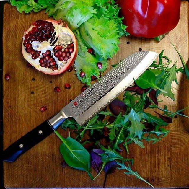 Формы лезвий больших ножей. ножи танто – воинское наследие самураев