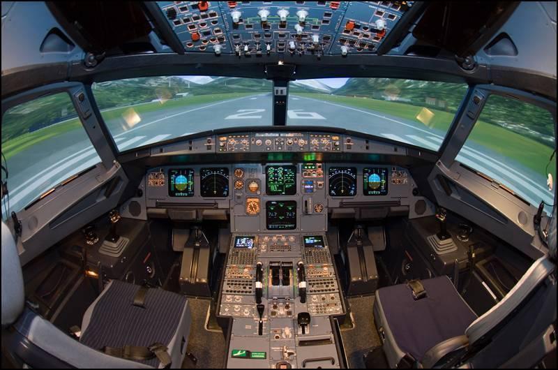 Эйрбас А320 — компьютер в небе