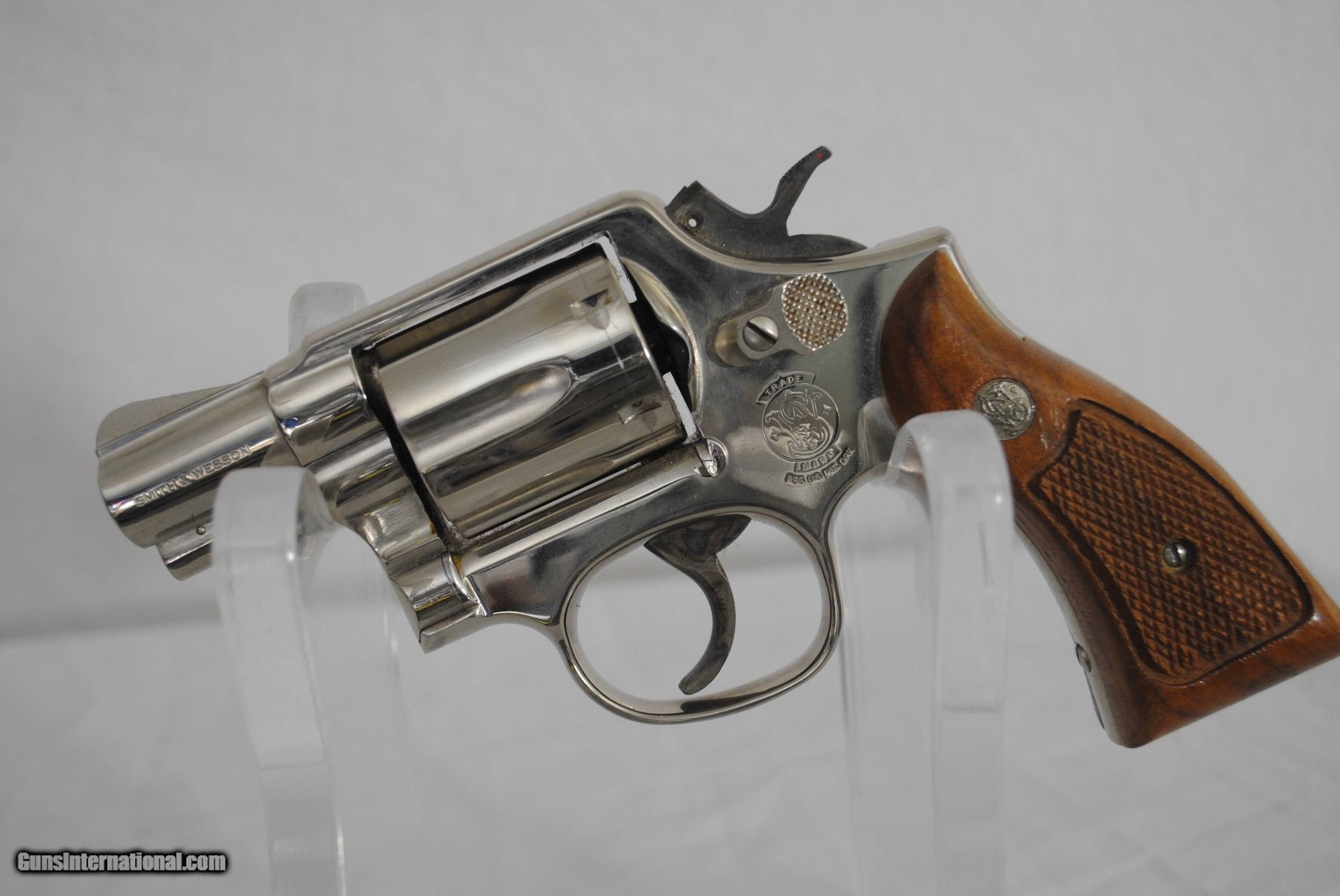 Smith & wesson model 10 — wikipedia republished // wiki 2