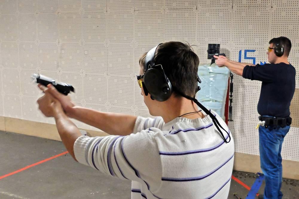 Стрельба из пистолета для новичков: коротко и интересно.