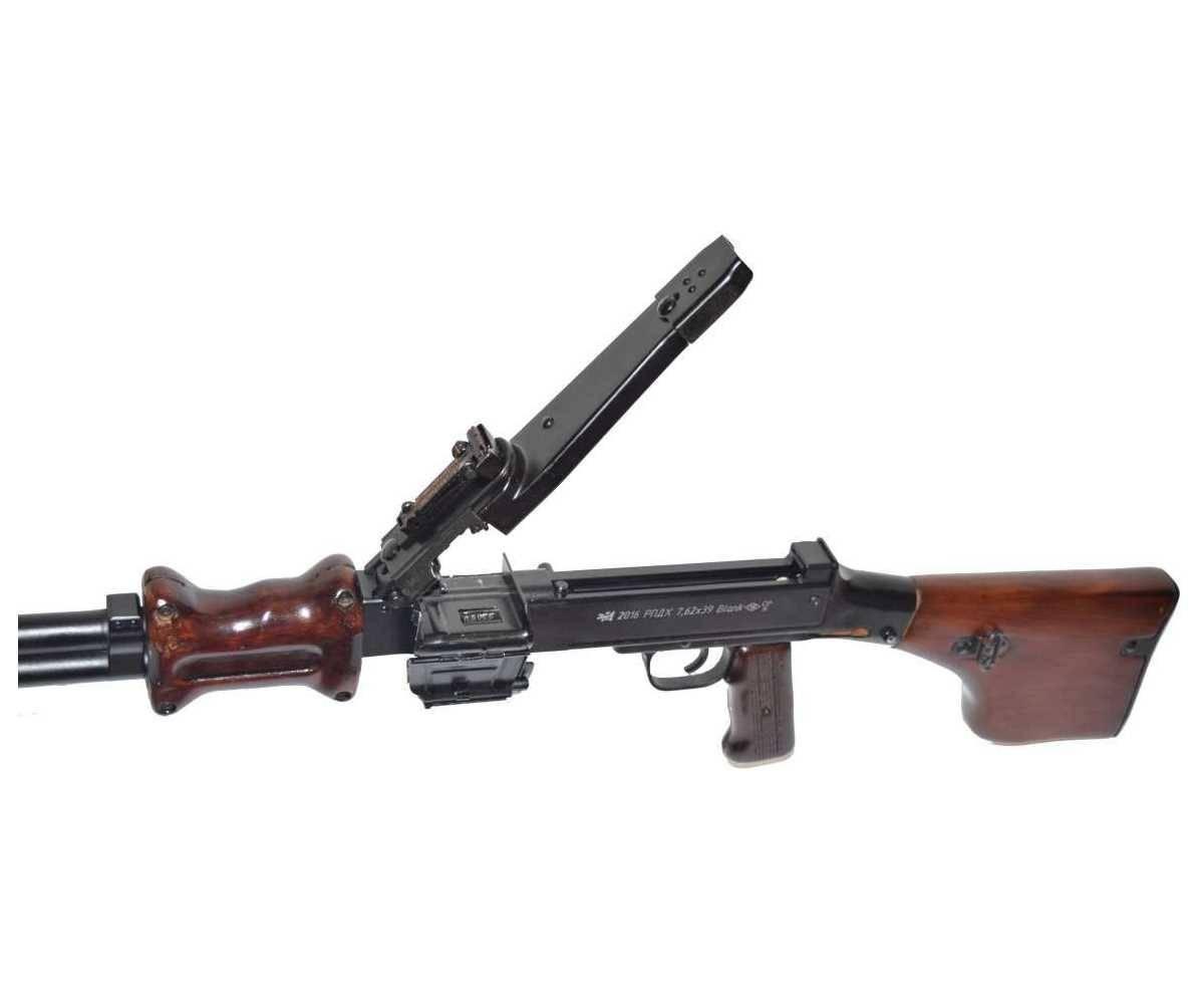 Оружие списанное, охолощенное ручной пулемет дегтярева, цена 36300 руб., купить в сочи — tiu.ru (id#330800364)