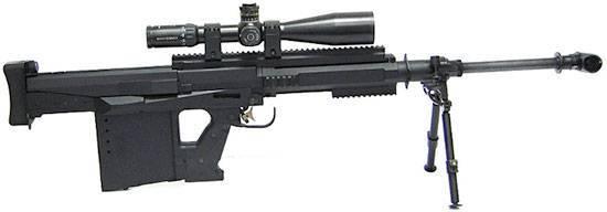 Крупнокалиберная снайперская винтовка «рысь»