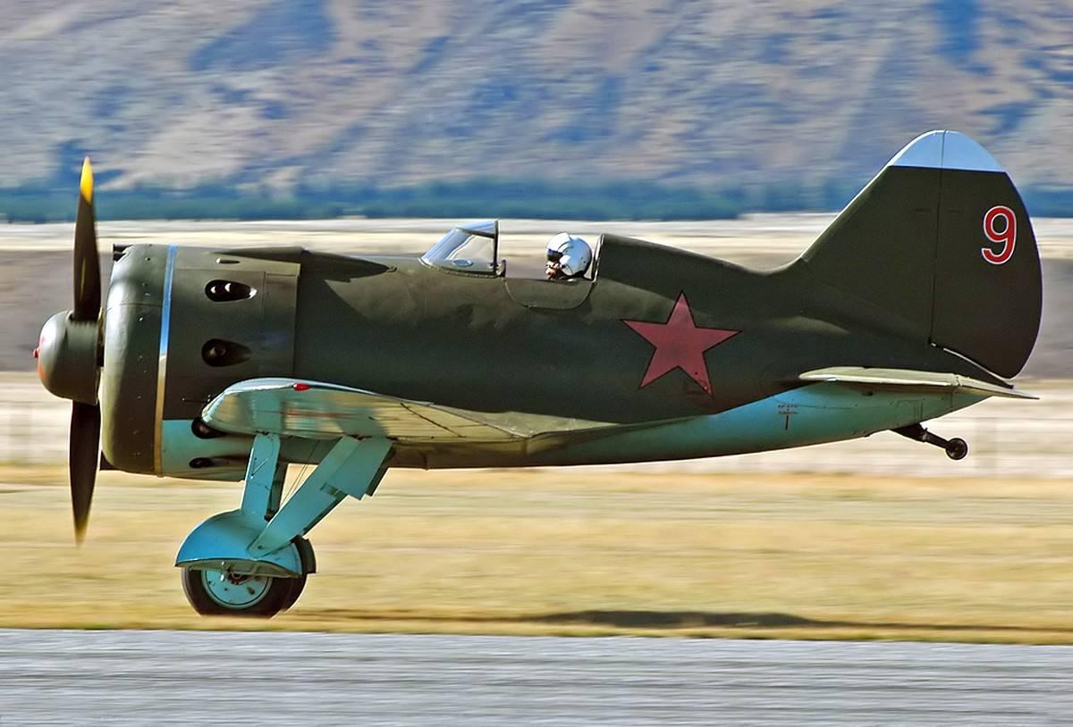 И-16 боевой «ишак» сталинских соколов часть 2 (4 стр.)