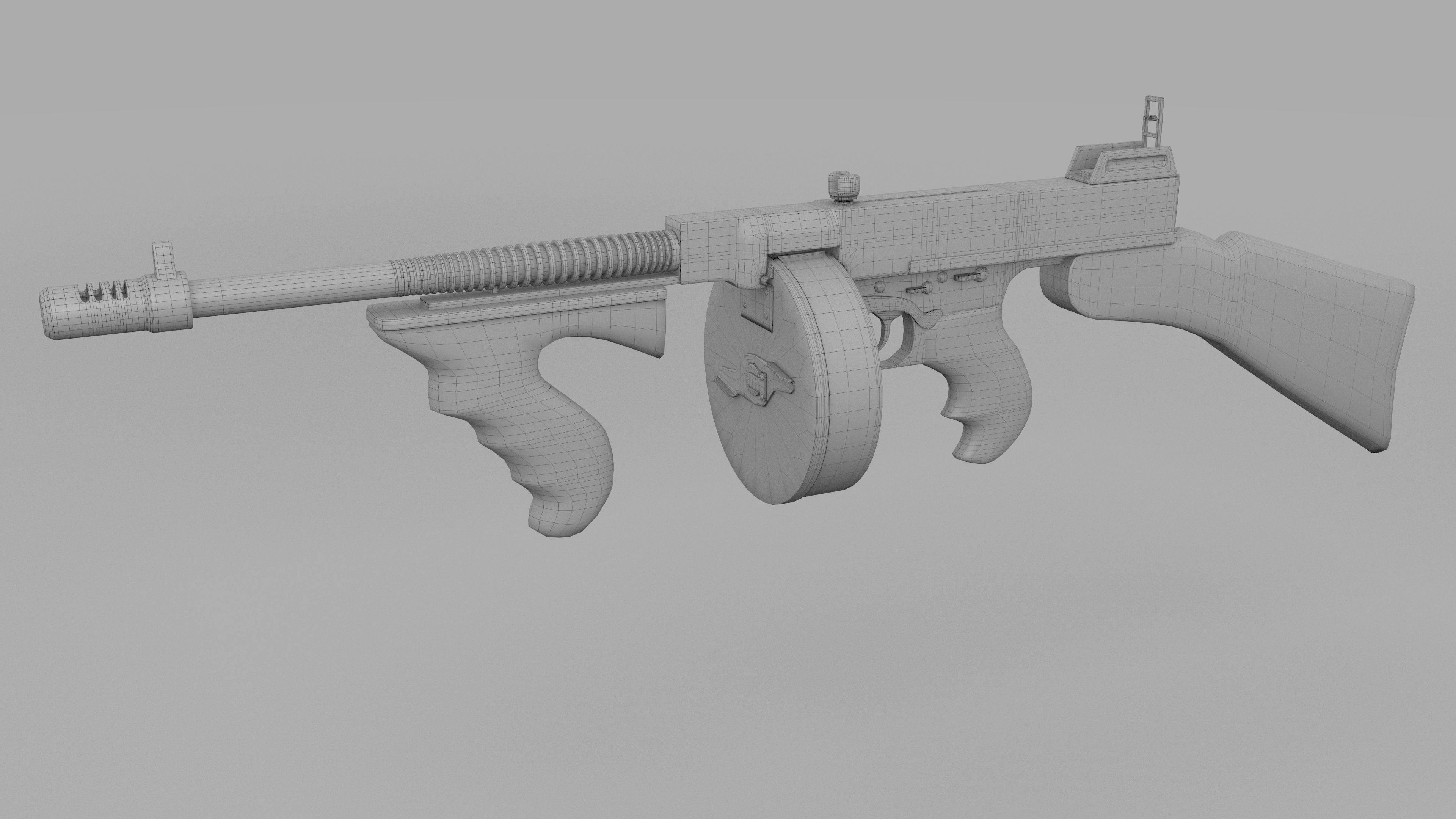Пистолет-пулемёт томпсона (сша) | армии и солдаты. военная энциклопедия