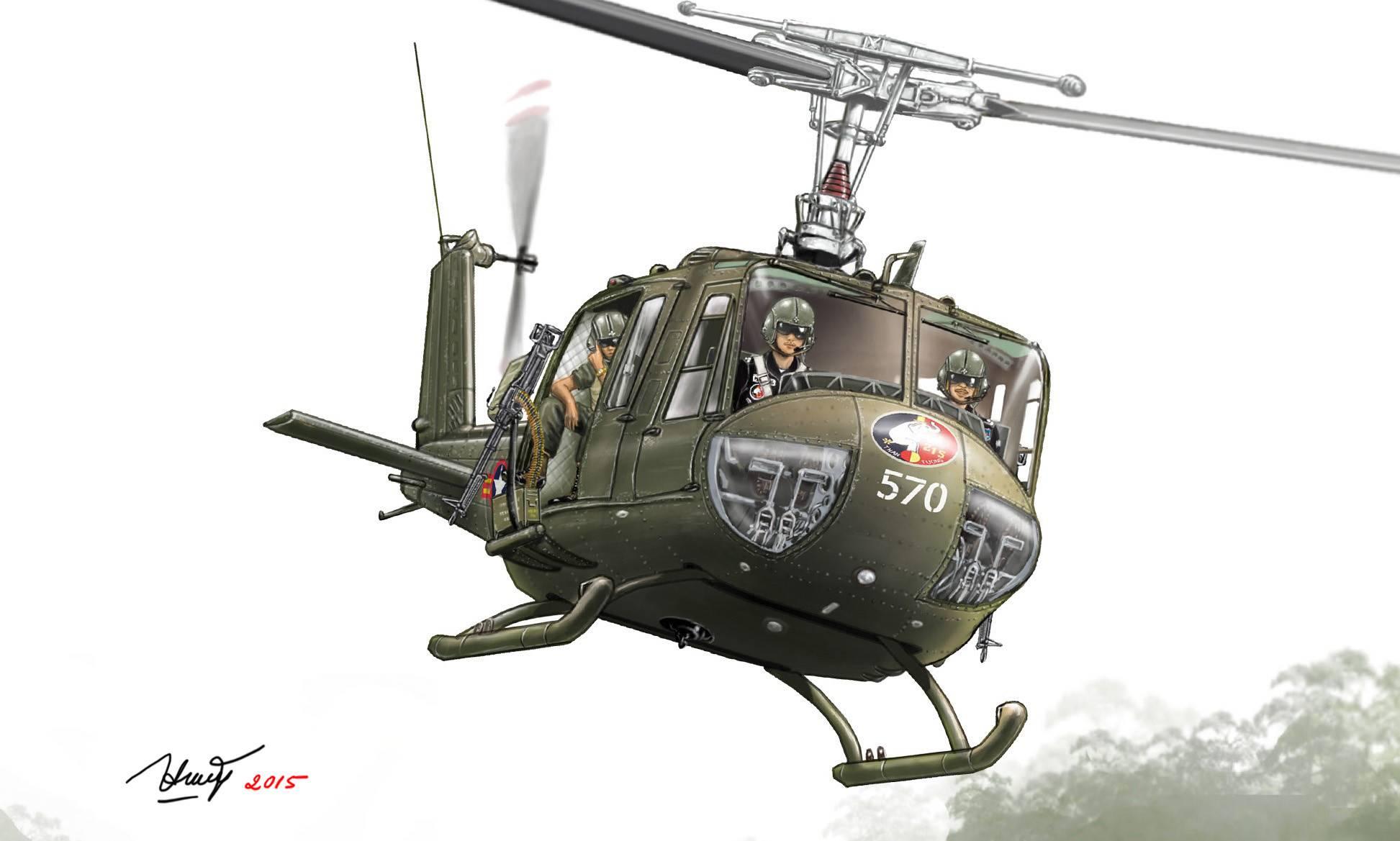 Bell uh-1 ирокез варианты - bell uh-1 iroquois variants