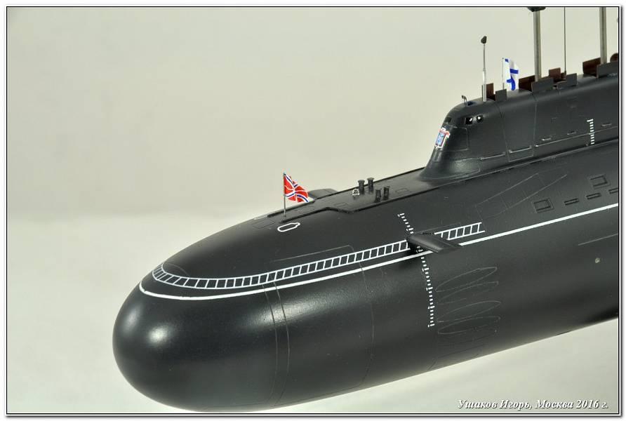 """Шестая атомная подлодка проекта """"ясень"""" заложена на севмаше"""
