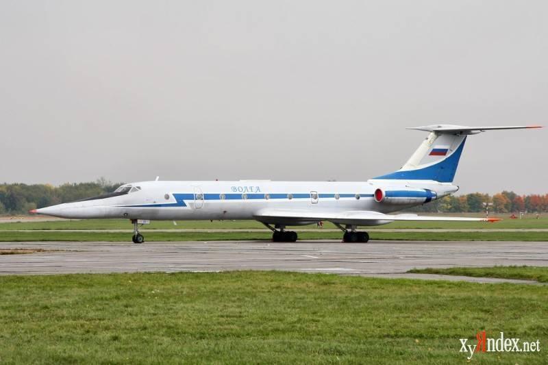 Обзор ближнемагистрального пассажирского самолета ту-134