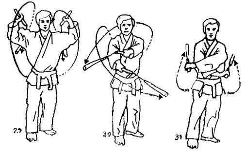 Как научиться владеть нунчаками: крутить без опаски