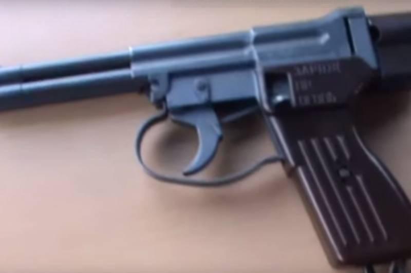 Пистолет балтиец ттх. фото. видео. размеры. скорость пули. прицельная дальность. вес