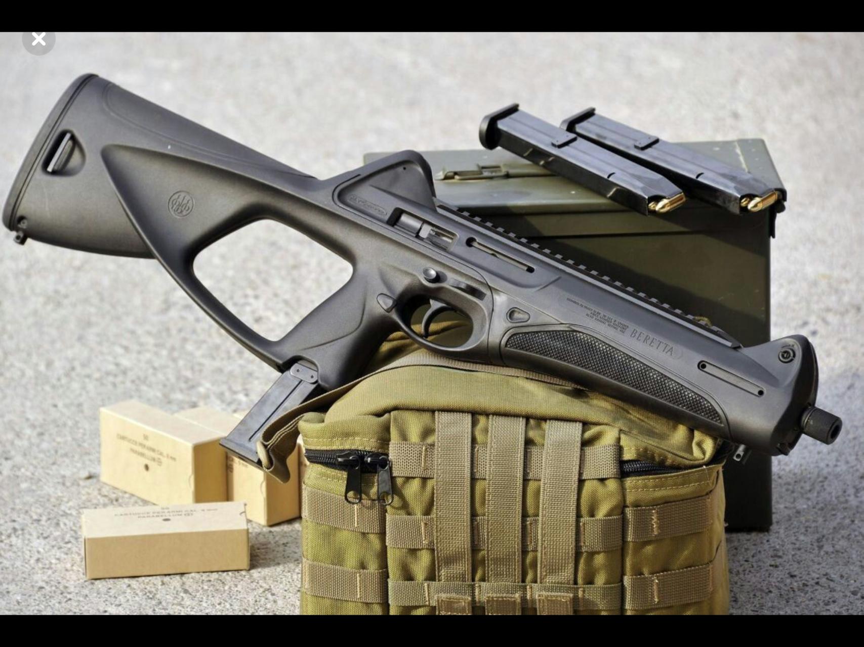 Оружейные законы в италии - gun laws in italy