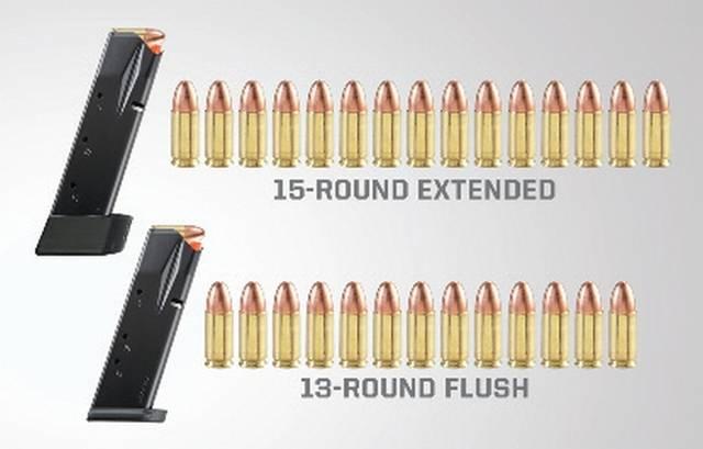 Пистолет S333 Thunderstruck от Standard Manufacturing (США)