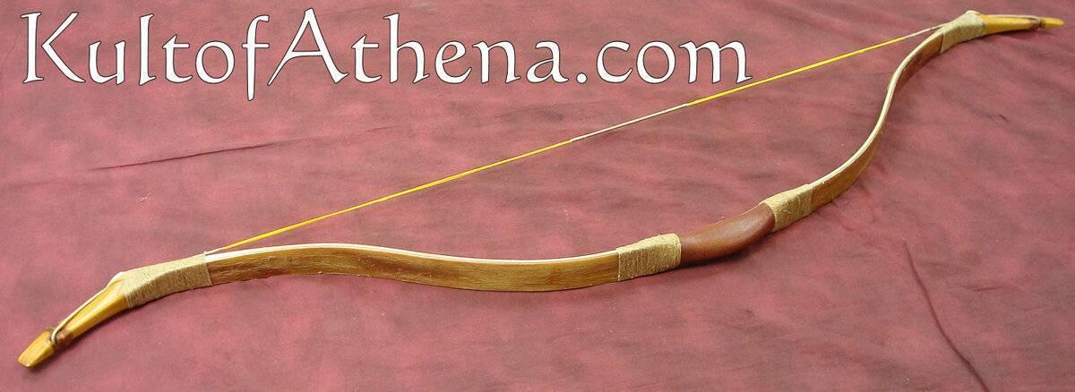 Азиатский составной лук - обзор на традиционный лук.