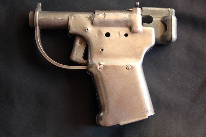 Пистолет fp-45 liberator