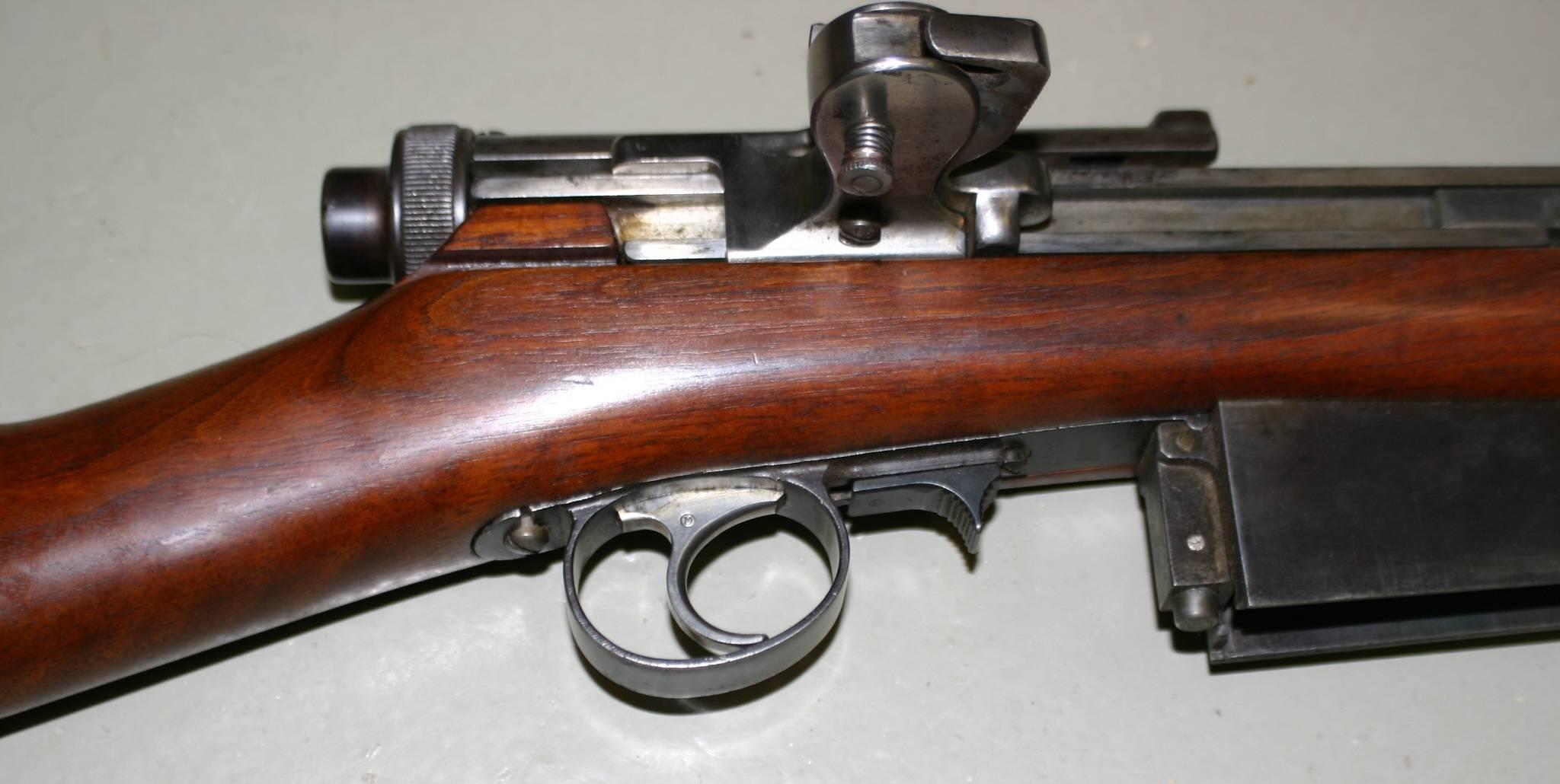 Мондрагон винтовка - mondragón rifle - qwe.wiki