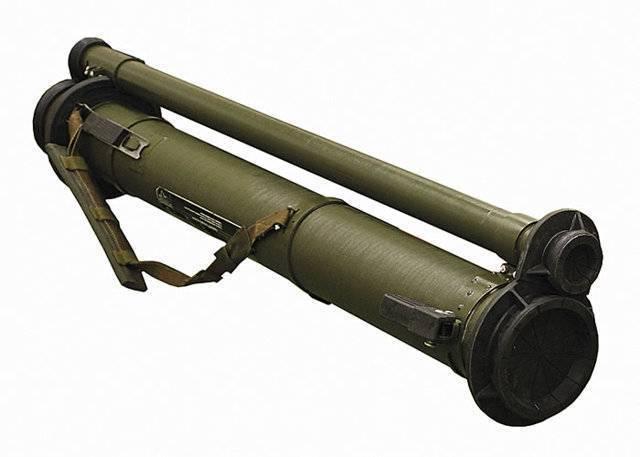 Гранатомёт РПГ-30 – «Крюк», срывающий защиту