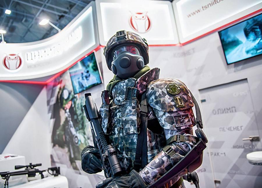 Ратник - российская экипировка солдата будущего