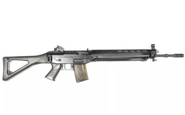 L85a1 (штурмовая винтовка) википедия