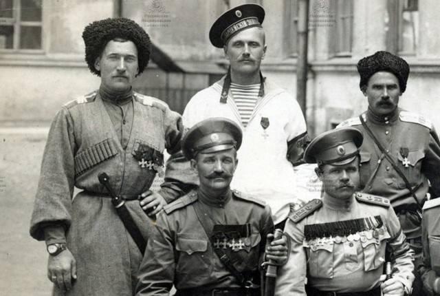 Боевая биография Георгиевского креста