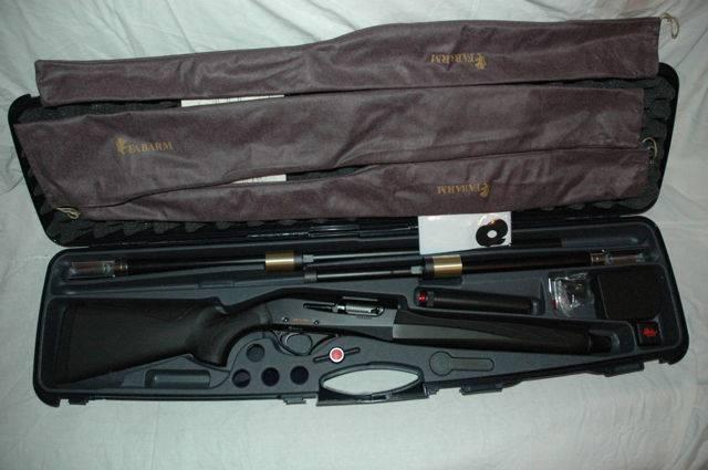 «stoeger f40» — новая пневматическая винтовка с подствольным взводом