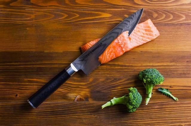 Ножи - всё о ножах: виды ножей   ножи дамаск