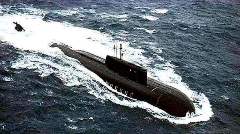 Подводные лодки проекта 949 «гранит»