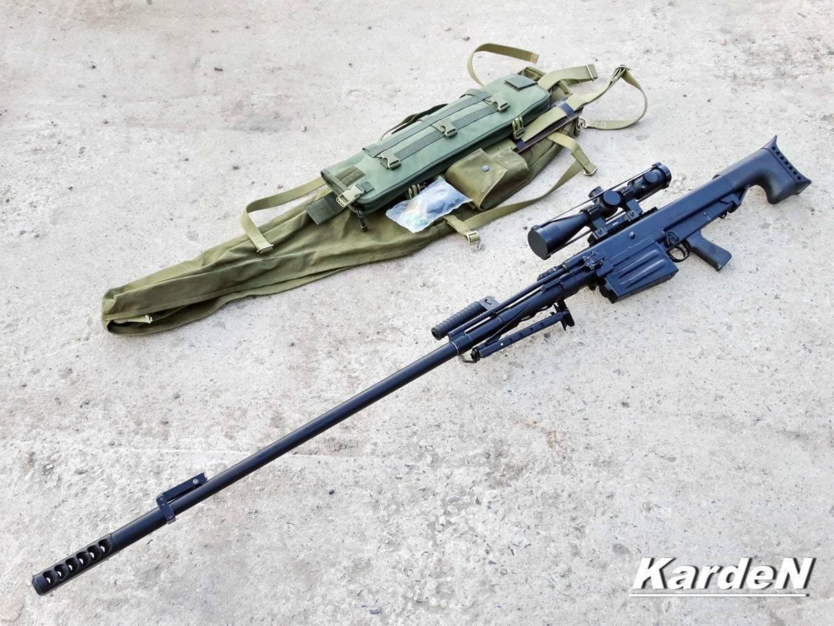 Читать онлайн книгу 12,7-мм снайперская винтовка осв-96. руководство по эксплуатации - авторов коллектив бесплатно. 1-я страница текста книги.