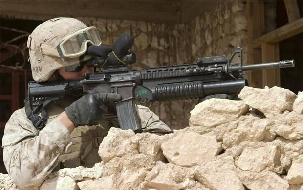 Самозарядная винтовка Colt AR-15 Sporter SP1