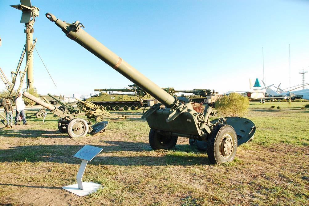Миномет м-240 калибр 240-мм ттх. фото