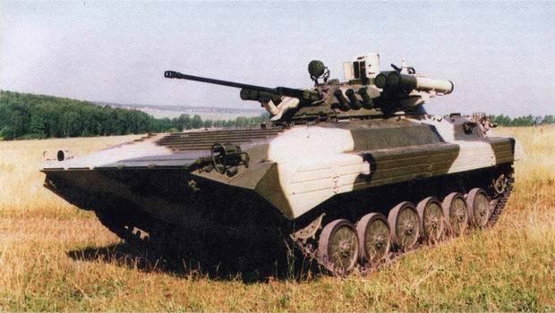БМП -2 – гроза моджахедов