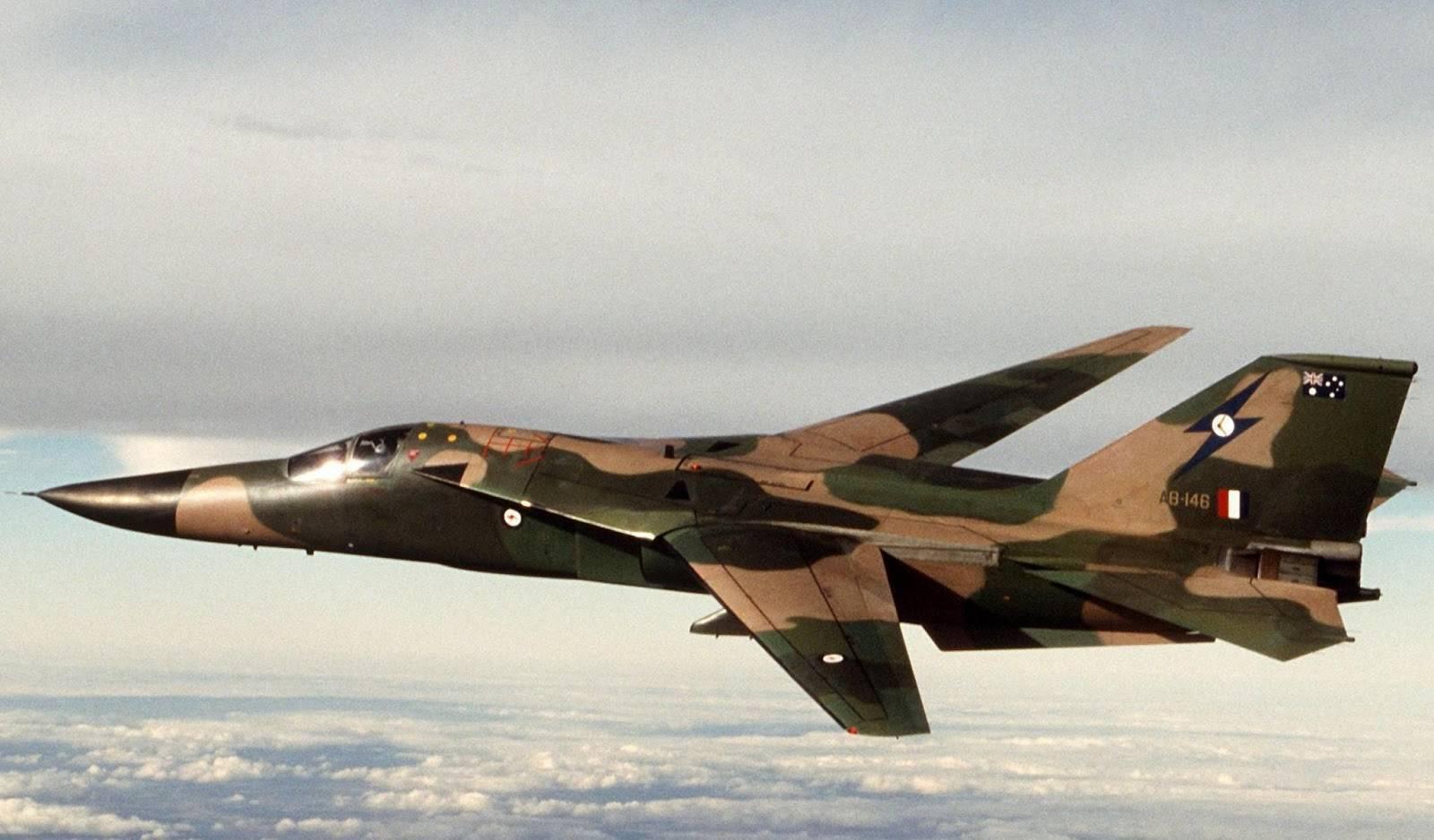 General dynamics f-111c - general dynamics f-111c