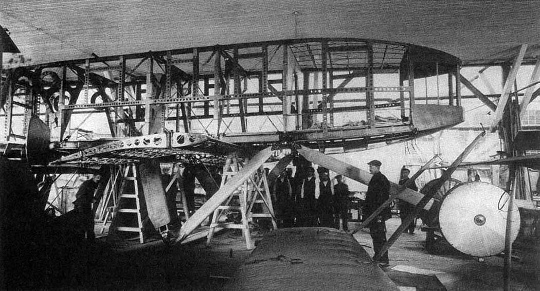 Илья муромец – первенец стратегической авиации. илья муромец – первый в мире бомбардировщик (8 фото)