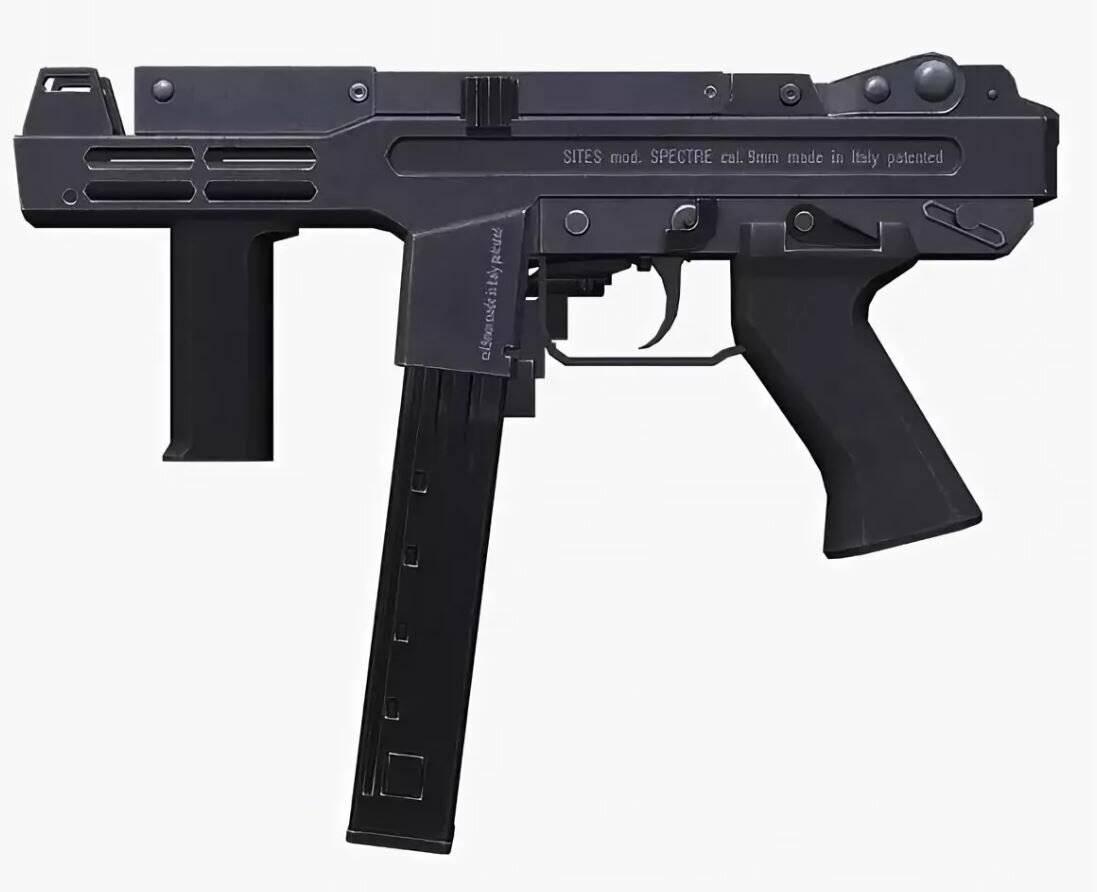 Spectre m4 (пистолет-пулемёт)