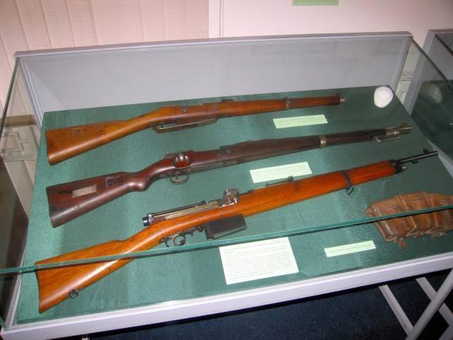 Mondragón (винтовка)