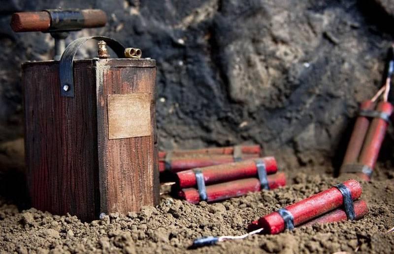Три популярные взрывчатки: непытайтесь повторить это дома