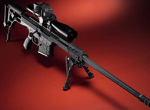 Крупнокалиберная снайперская винтовка barrett m82a1 / m107a1