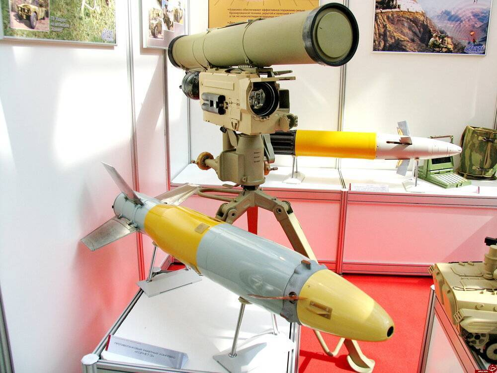 """""""корнет"""" - противотанковый ракетный комплекс. птрк """"корнет-эм"""""""