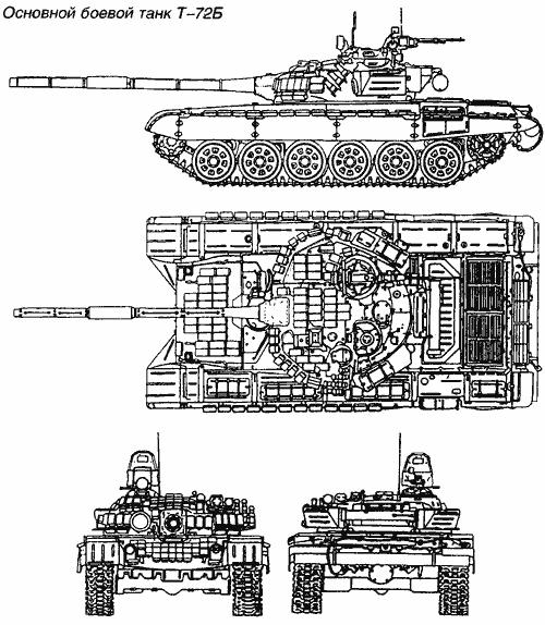 Т-72 – долгожитель из Нижнего Тагила