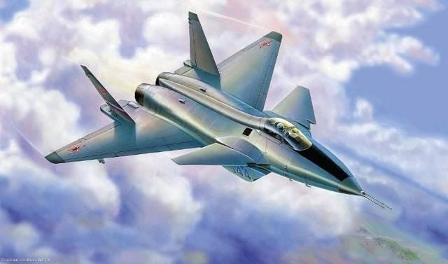 Микоян и Гуревич, история создания МиГ-1