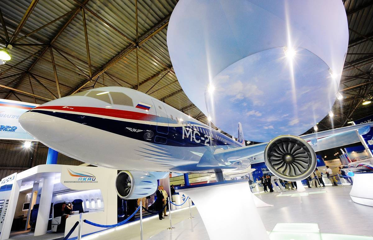 Российский пассажирский самолет МС-21: есть ли шанс на прорыв?