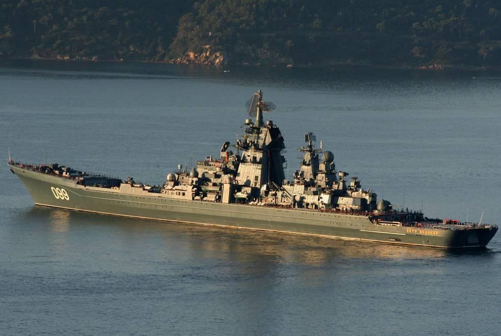 Тяжёлый атомный ракетный крейсер «юрий андропов» википедия