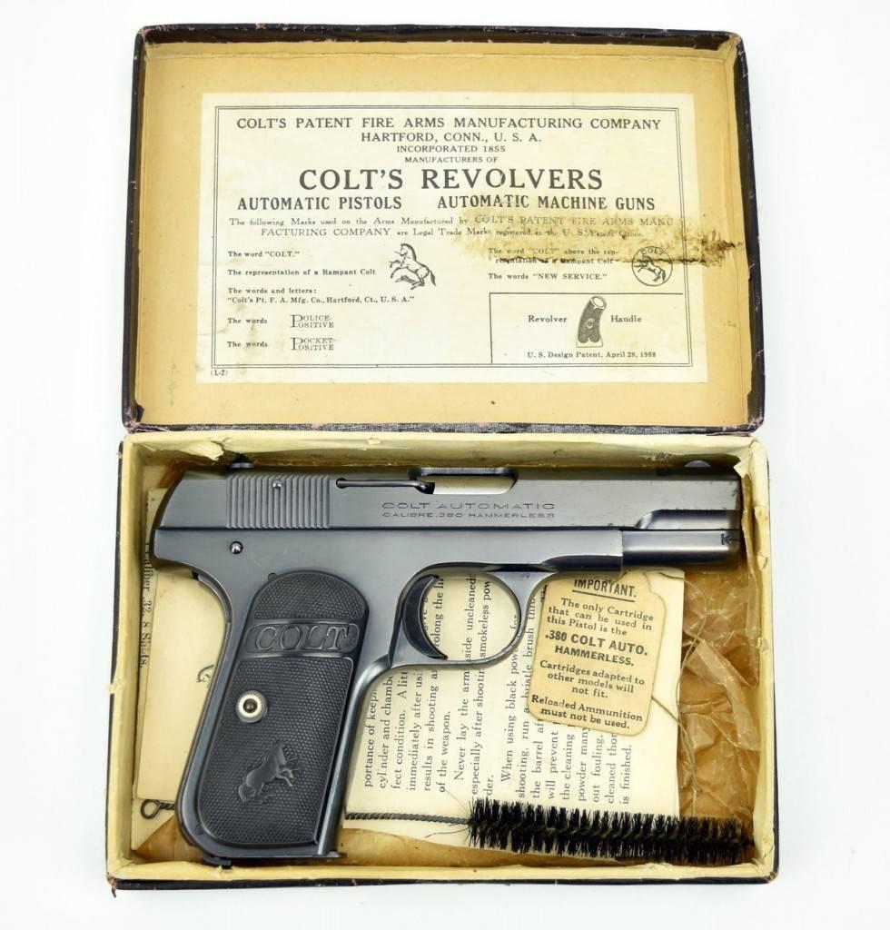 Colt m1900 — википедия с видео // wiki 2