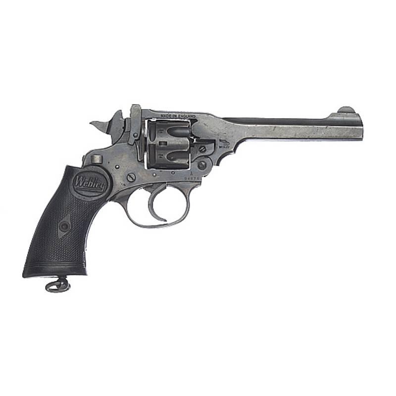 Револьвер «webley» — википедия
